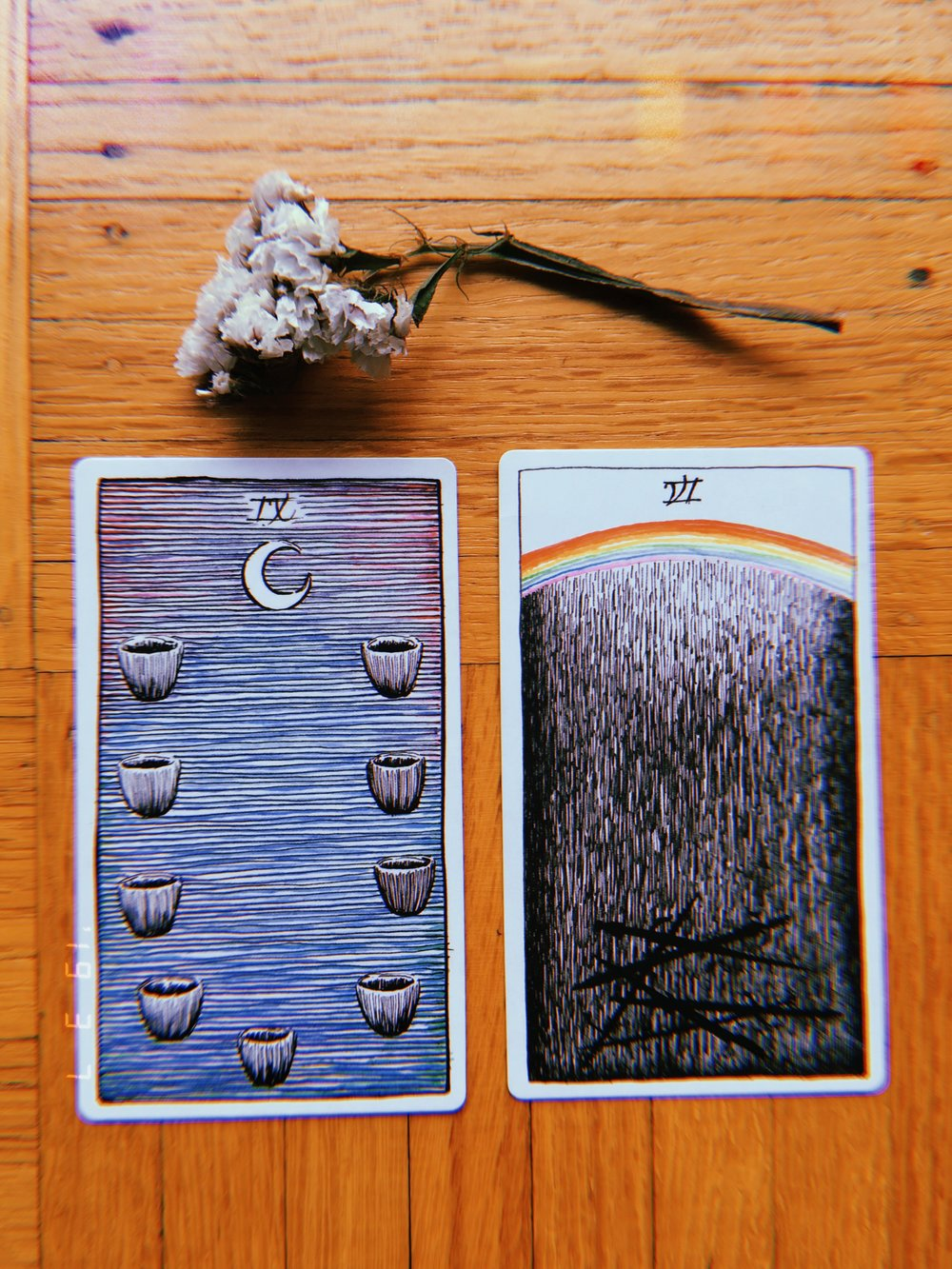 2 card tarot reading