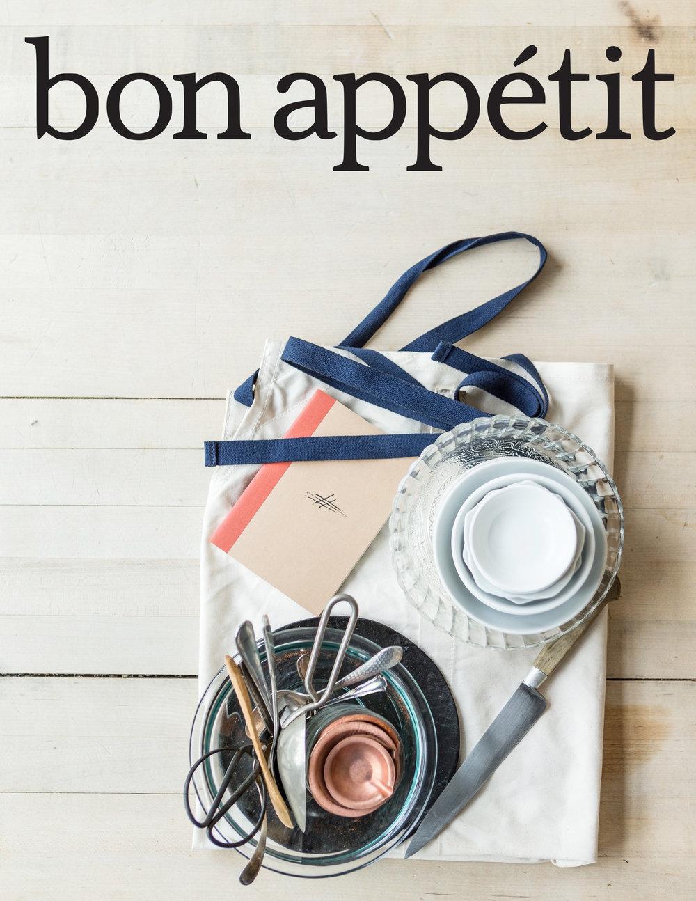 Bon Appétit   Nov. 2016