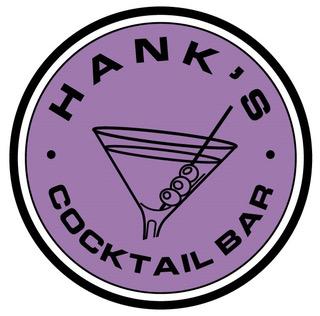 Hank's Cocktail Bar Logo