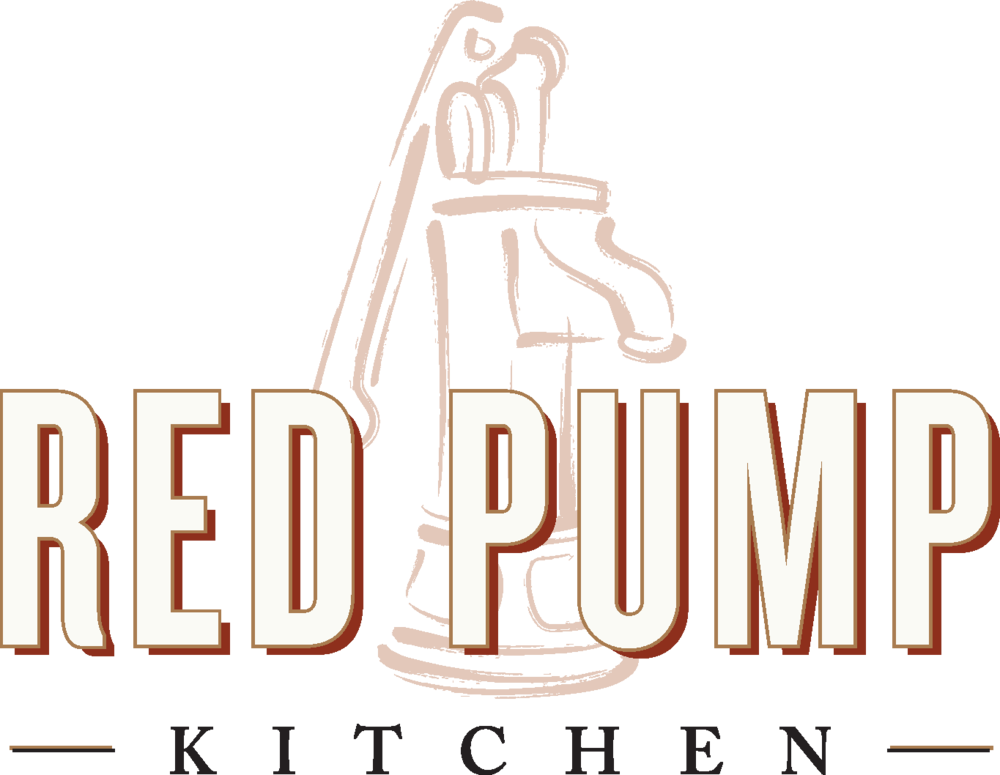 Red Pump Kitchen Logo