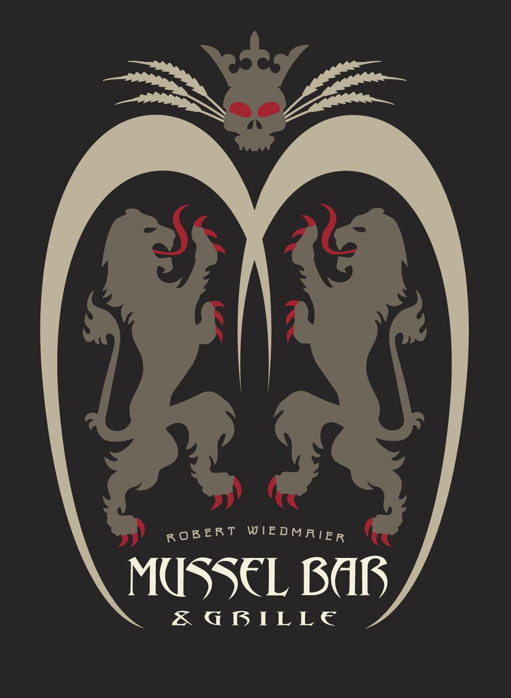Mussel Bar Logo