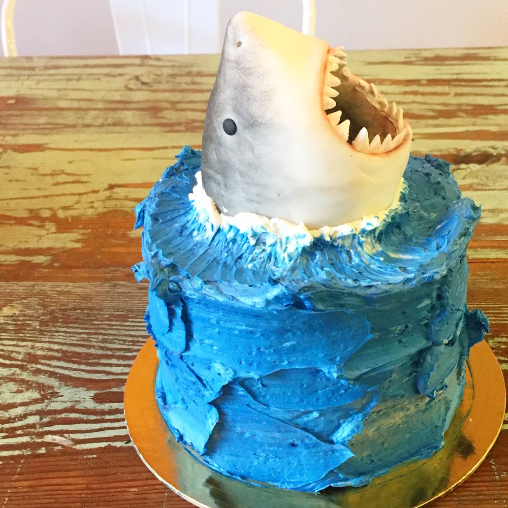 THE BIGGER THE BITE...Dive into these these epic Shark Week inspired offerings - July 2017 -