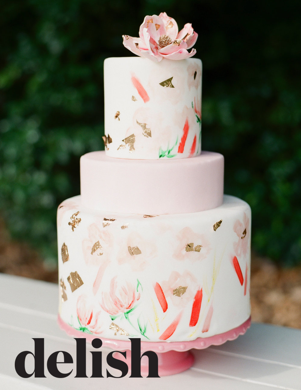 10 Of The Most Popular Wedding Cake Bakeries In America