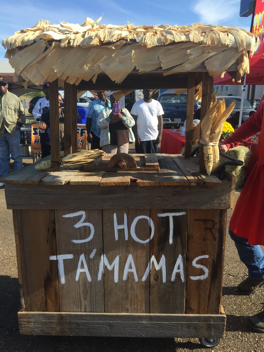 Hot Tamale Parade