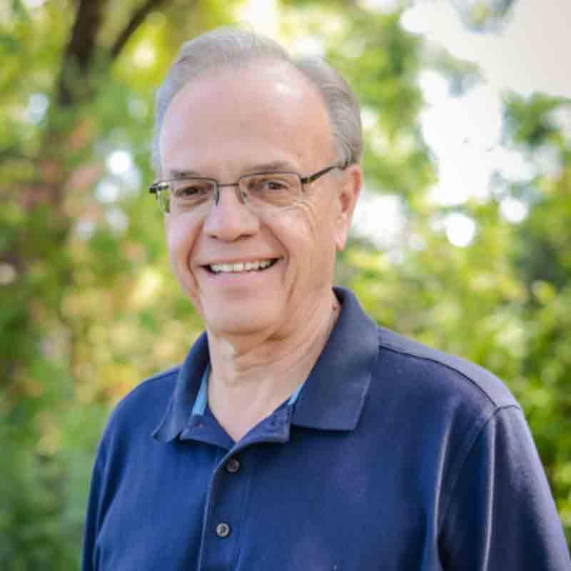 Dan Pence  Discipleship Coordinator & Pastor Emeritus   dan@dc2.me