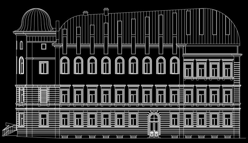 🅟 InvestGroup Headquarter, St. Petersburg (Russia) 2007