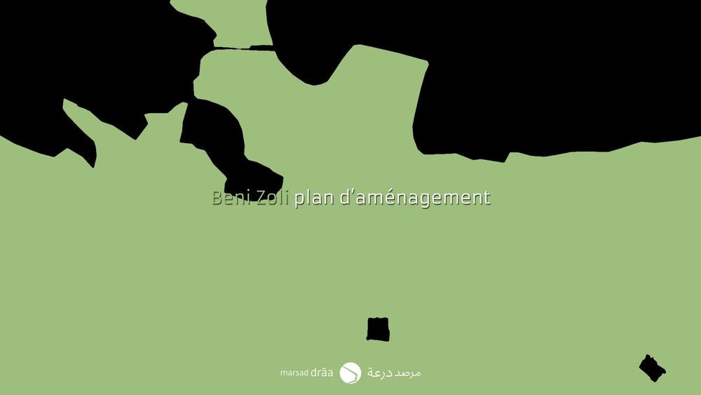 Mais avec le projet d'aménagement actuelle, la ville va continuer à s'étendre, au détriment de la palmeraie.