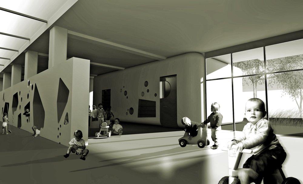 🅒 Kindergarten, Ceuta (Spain) 2010