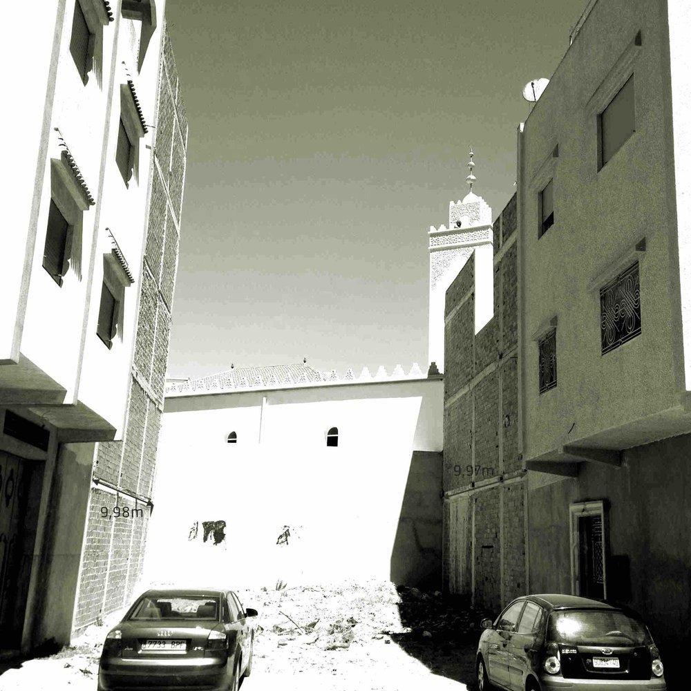 🅟 Laatiris-Shimi house, Martil (Morocco) 2015