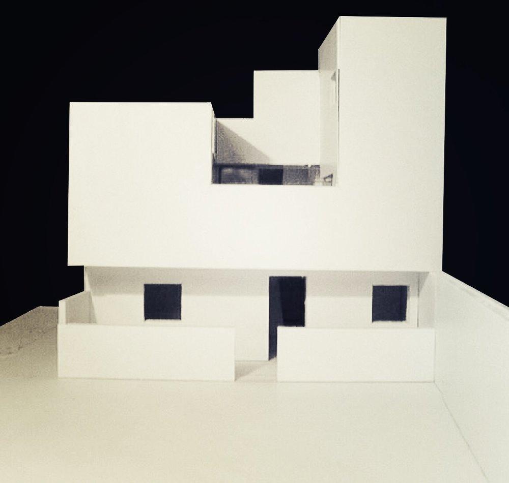 🅟 Malika house, calle García Morato, Ceuta (Spain) 1998