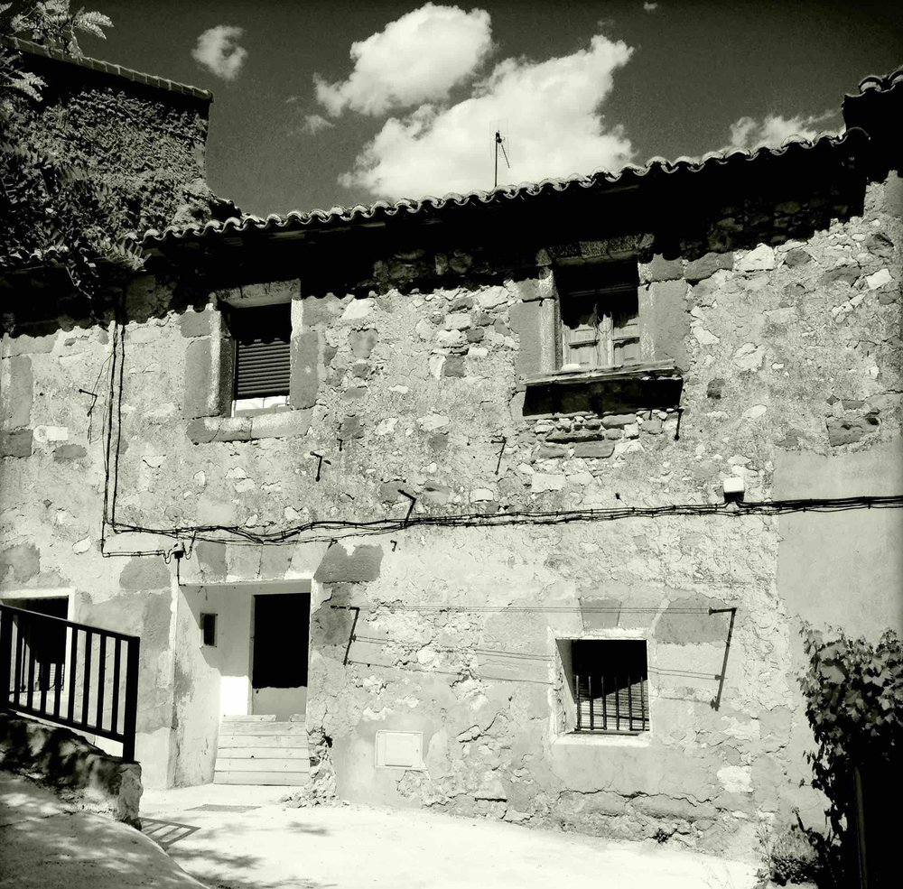 🅟 Algora house, Jubera, Soria (Spain) 2012