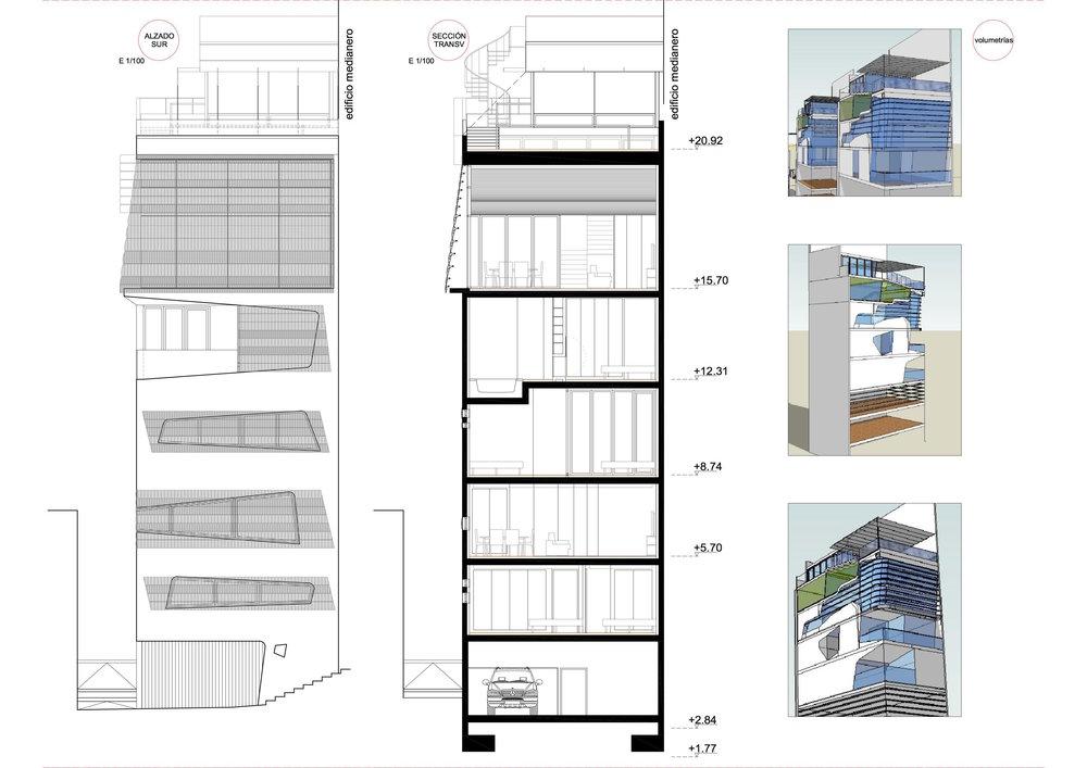 5 dwellings