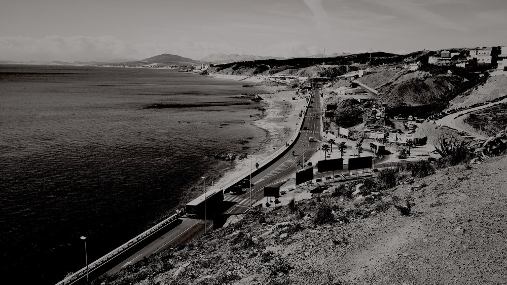 frontera de Ceuta - una década para resolver los problemas