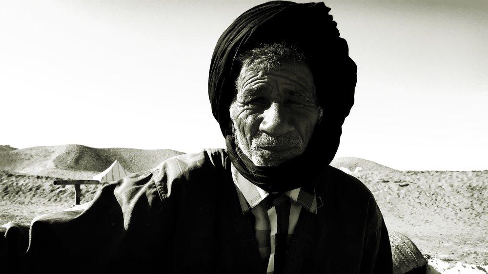 Mokhtar, M'hamid El Ghizlane, Zagora (2016)