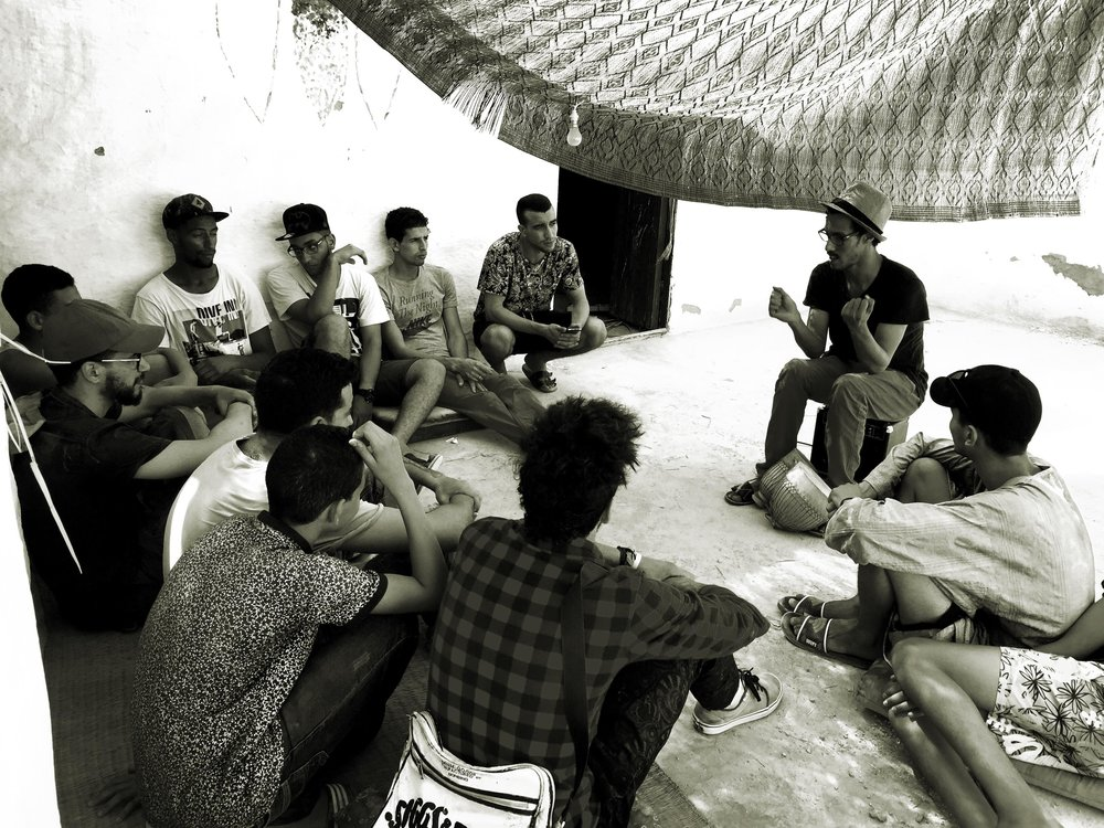 Belouadi's atelier