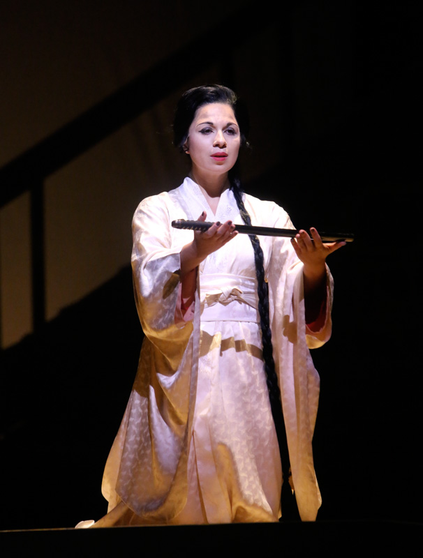 Cio-Cio San, Madam Butterfly (Hawaii Opera Theater)