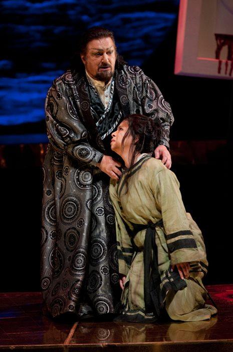 Liu, Turandot