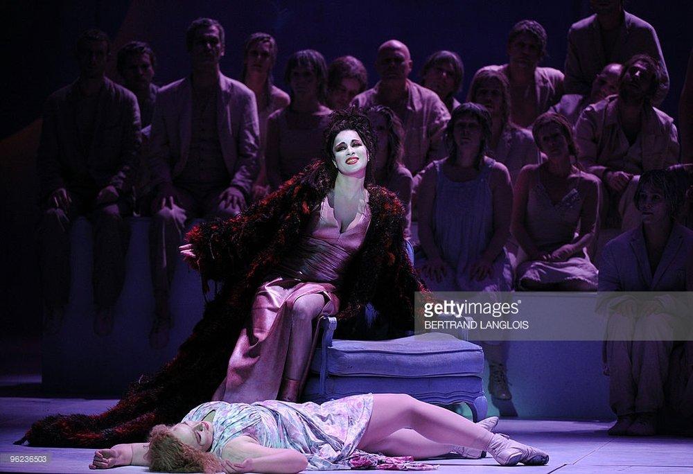 Norma, Norma (Théâtre du Chatelet)