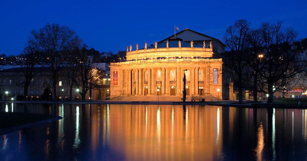 Antonia, Les Contes d'Hoffmann (Staatstheater Stuttgart, Germany)