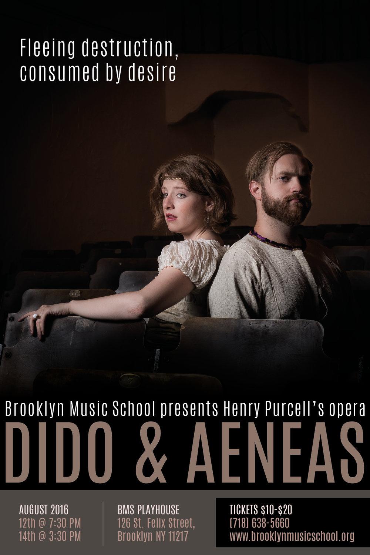 Producer, Dido & Aeneas (Brooklyn Music School)