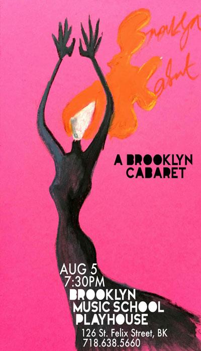 Music Director, A Brooklyn Cabaret (Brooklyn Music School)