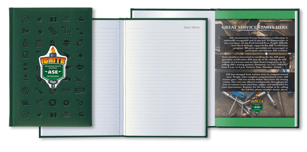 Automotive Castelli Bookshelf