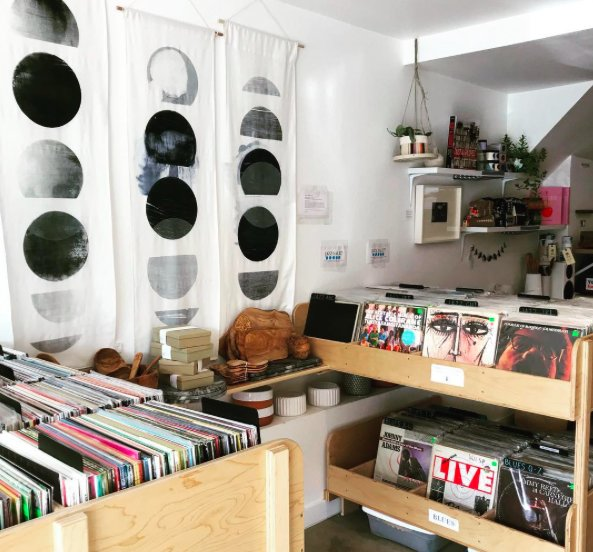 fb15637f9a3be A Dream Of A Record Store At the Beach Comes True — James DeKoven