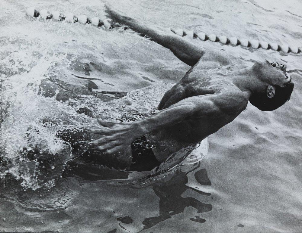 Alair Gomes, série Esportes, 1977-1980, fotografia, 24 x 18 cm