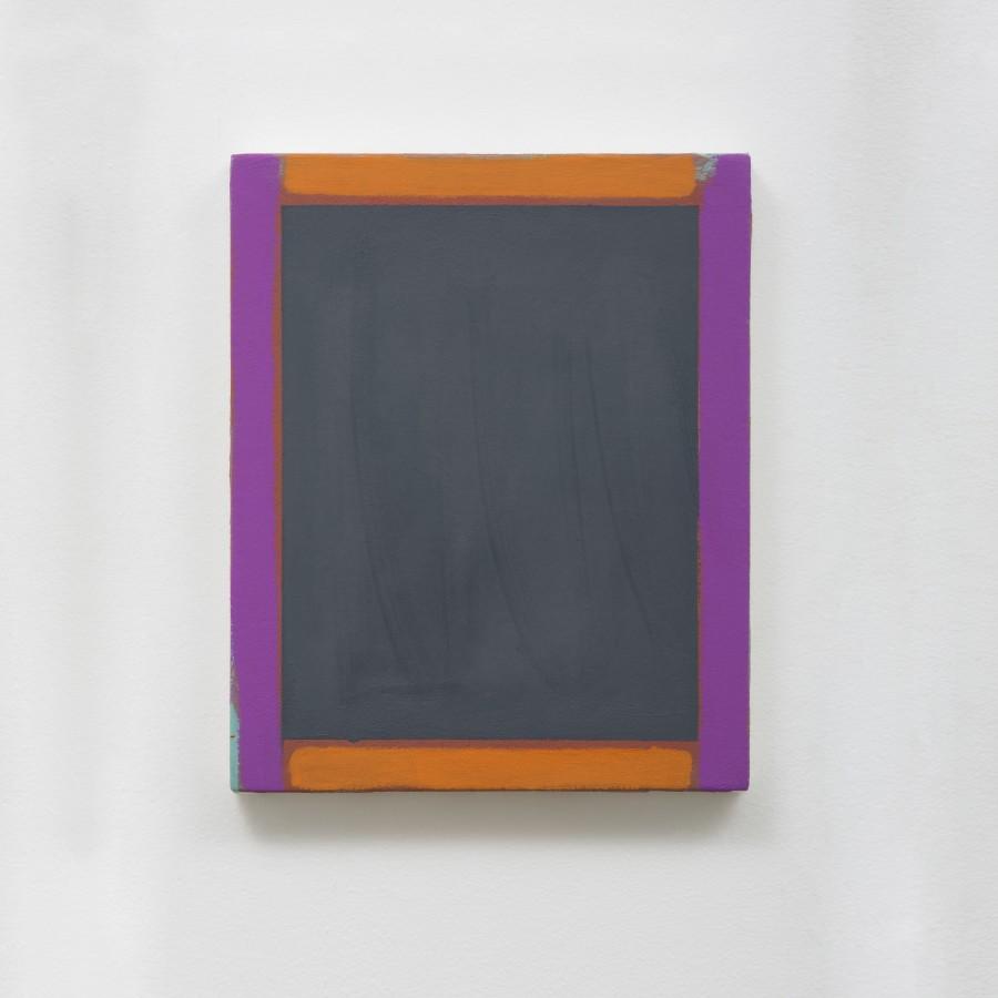 Bruno Dunley, sem título, 2014, óleo sobre tela, 24 x 30 cm