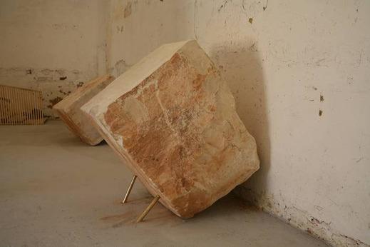 Nelson Felix, 4 Cantos, 2008, processo criativo em Portugal e na sala expositiva