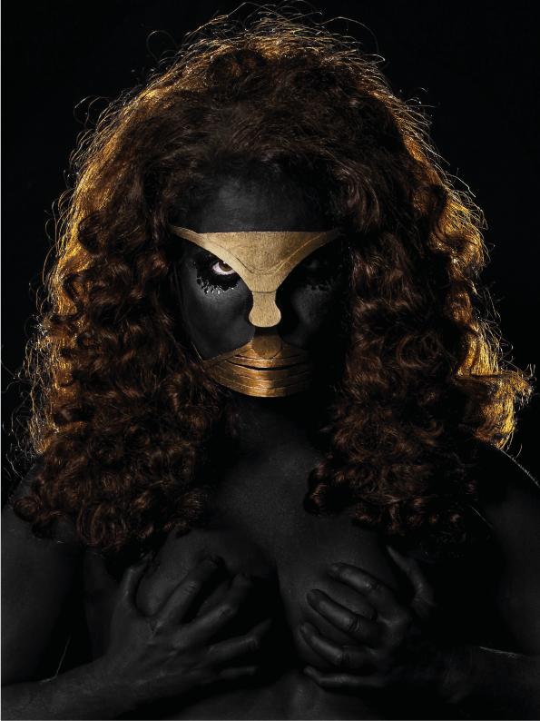 Apoena, coletivo, fotografia, performer Sara Benvenuto