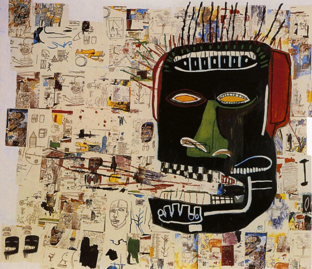 Jean-Michel Basquiat, Glenn, 1981