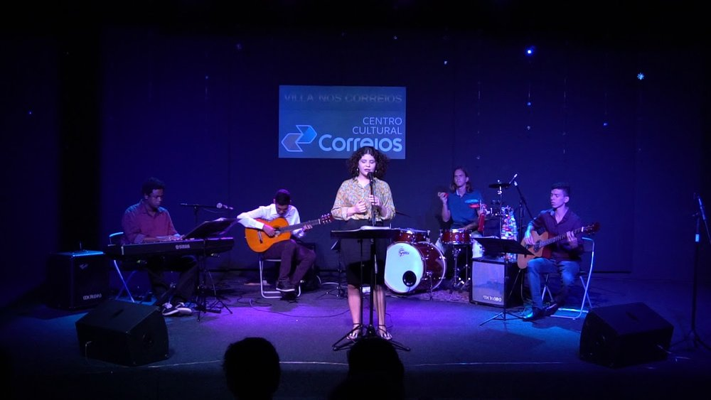 Quinteto Brasil Total traz repertório recheado de brasilidade que encanta e conquista a platéia