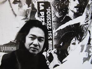 O artista fez ensaio fotográfico em maio 1968