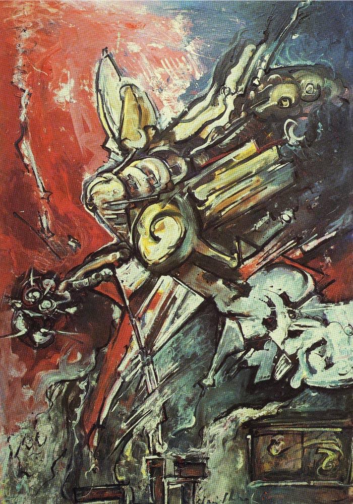 Flavio-Shiró, Apocalipse, 1966