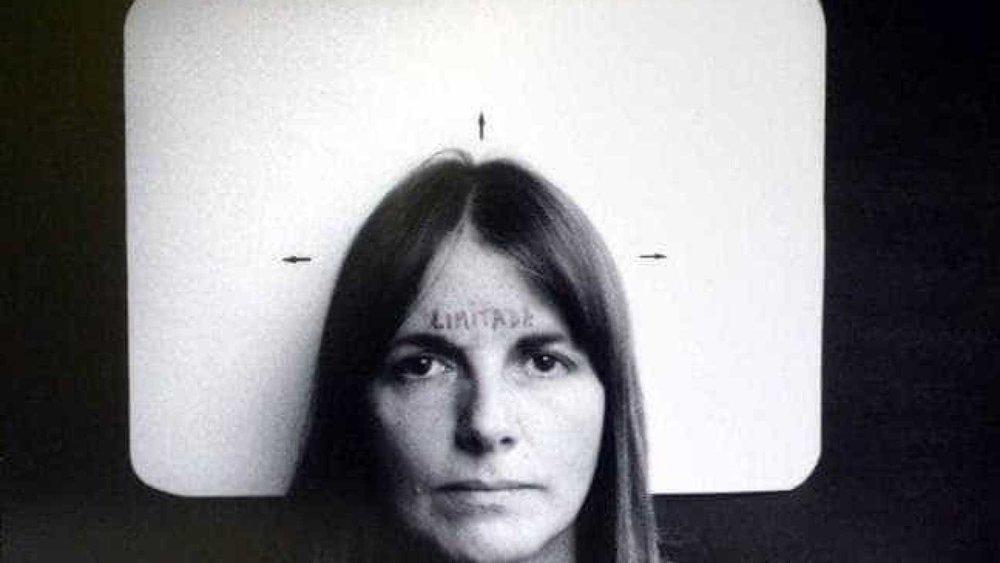 Marie Orensanz, Limitada, 1978/2013, fotografia em preto e branco, 35 cm × 50 cm