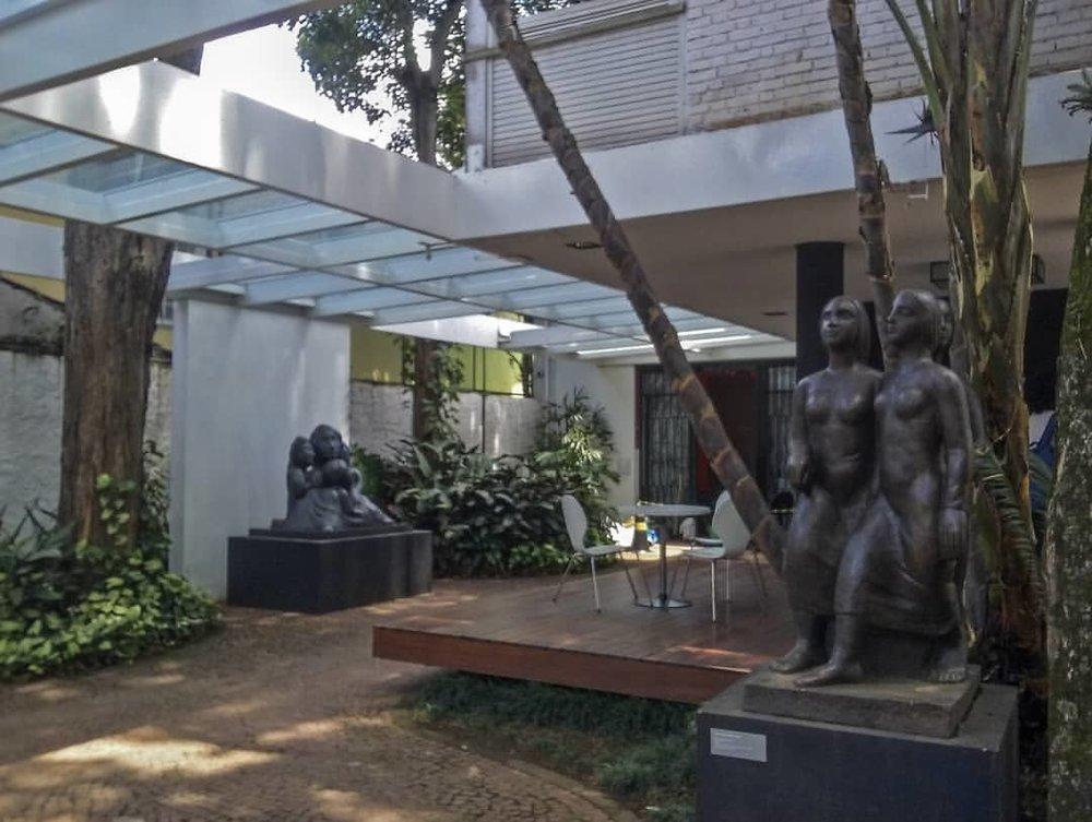 Abrigado na antiga residência de Segall, o Museu Lasar Segall é Patrimônio Histórico e Cultural do Brasil