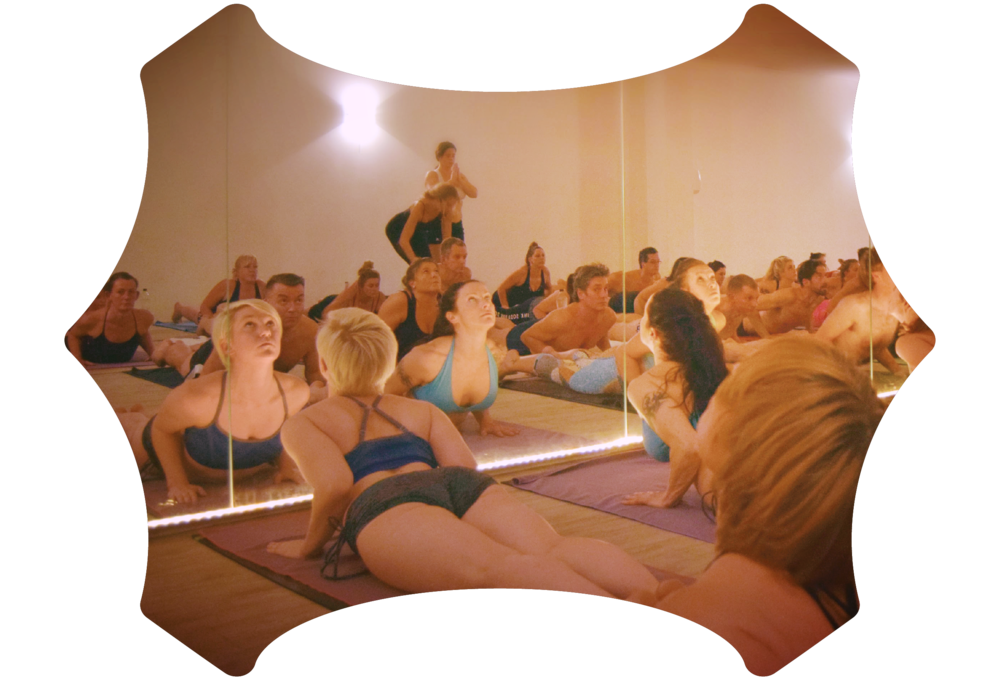 Power Yoga, Hot Yoga, Yoga Lounge Bournemouth