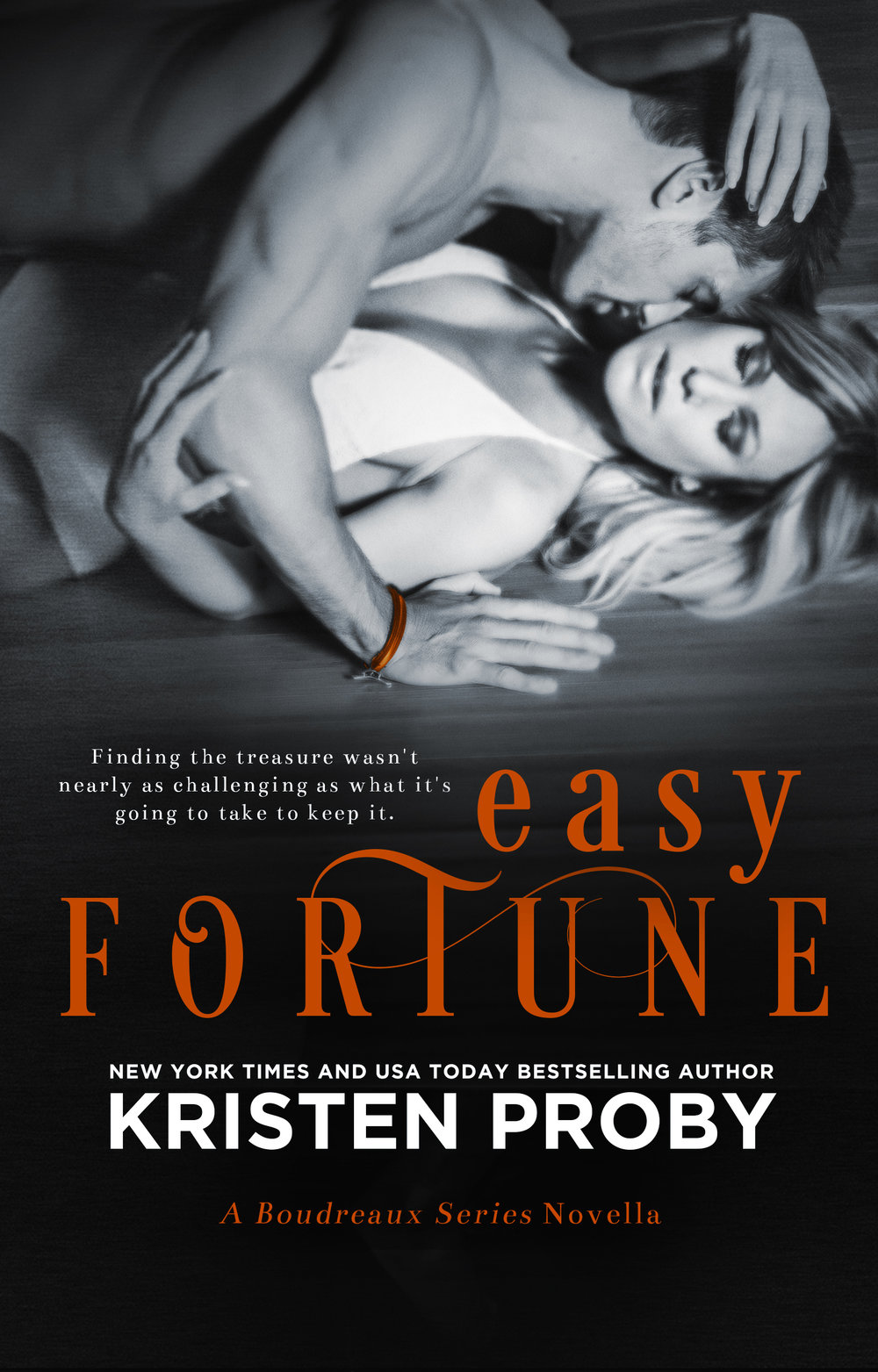About EASY FORTUNE (A Boudreaux Series Novella): The Boudreaux Series—Sexy. Intriguing. Easy. Sometimes the past is better left behind you… Lena Turner has spent her life as the outsider. Thanks to her extraordinary gifts, she's learned to be independent—especially when it comes to men. She's content to live her life in New Orleans as a schoolteacher, dating casually and dedicated to her small family. Long term is not part of her plan. Sometimes the past catches up with you…  Leaving Lena behind to pursue his career was the most difficult thing Mason Coulter ever did. He told himself that it was for the best, had even convinced himself that he had only Lena's best interests in mind. But now, after six long years, he's back in New Orleans to settle his late eccentric aunt's estate. All he has to do is get in and out of the city without submitting to the need to see Lena. But to Mason's dismay, his aunt made other plans.  And sometimes the future and the past collide…  Having Mason walk back into her life is something Lena never saw coming. She could refuse to help him, but she's never been good at telling Mason no. So she'll do what she can to get the estate settled and Mason out of her life for good. At least, that's the plan. But Mason has plans of his own… Amazon Barnes & Noble Kobo Add to your Goodreads