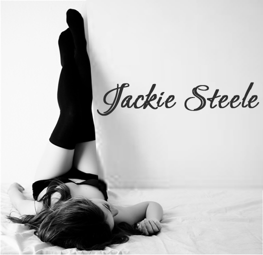 Meet Jackie Steele Jackie Steele is a USA Today Bestselling author and a true romantic at heart. Whether reading or writing, Jackie loves dark, emotional stories that twist with your head and take you on a journey. As an ever romantic, she believes in happy endings and true love in all forms, which is reflected in all of her books.   FACEBOOK / WEBSITE