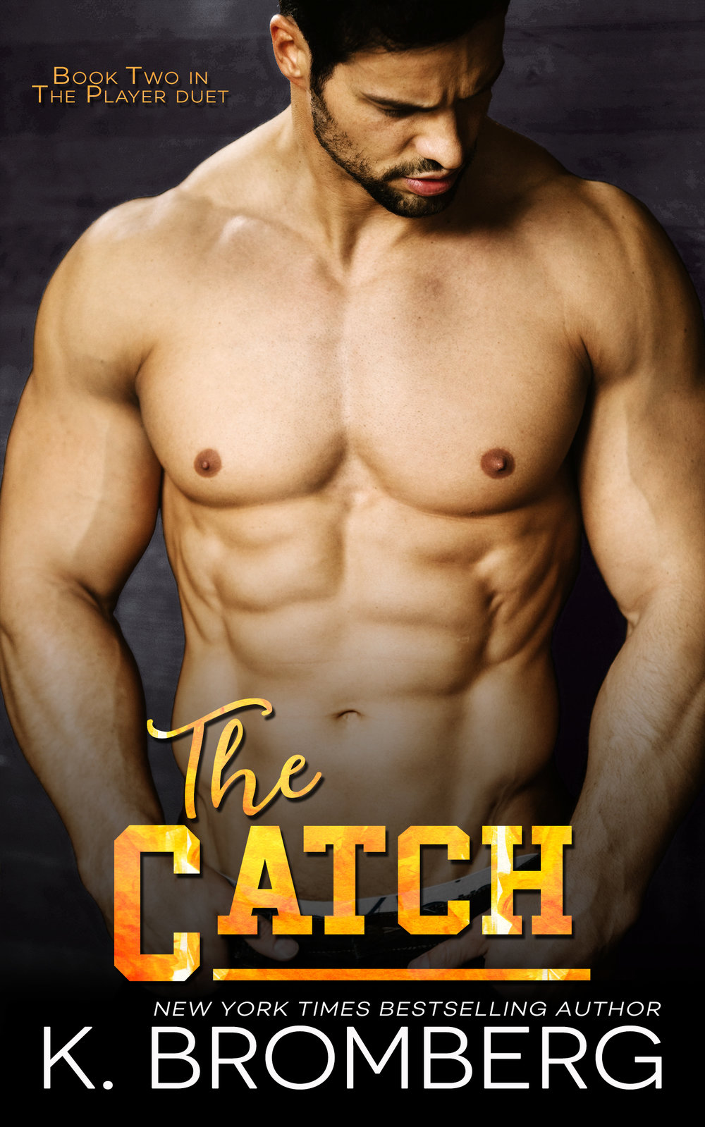 THE CATCH ~ By K.Bromberg After an unexpected twist of fate, All-Star catcher Easton Wylder is left questioning the loyalty of everyone around him. Even the woman who shares his bed, Scout Dalton. But if Easton thought being uprooted to the last place he expected was the only challenge life had to throw at him, he was dead wrong. With an ailing shoulder and his career in limbo, his decision to make an unexpected change leads him to question everything – Scout's love, family loyalties, and whether he can conquer the one obstacle he's never been able to overcome. The secret he's never shared with anyone. He may be a man pushed to his limits, but he's hell-bent on proving his worth no matter the cost. Amazon ~ iBooks ~ B&N ~ Kobo ~ Paperback GOODREADS