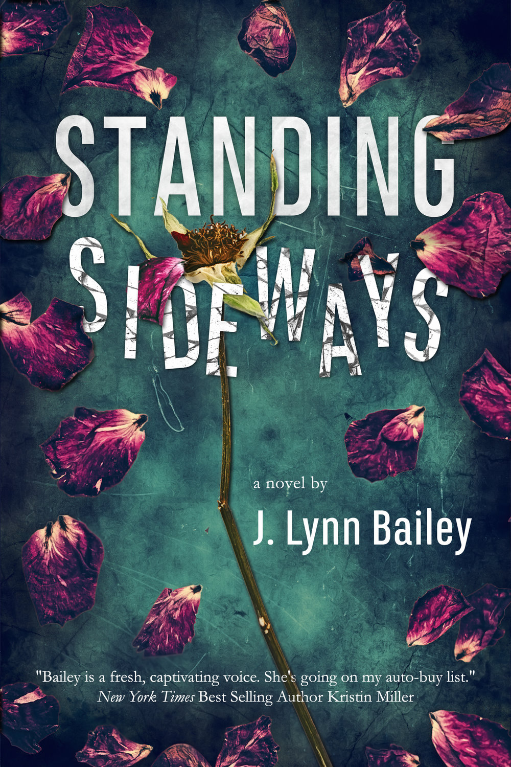 When Livia Stone suddenly loses her twin brother, Jasper, she must learn to navigate her new life alone. As she faces tragedy and starts down a road toward self-destruction, Daniel enters Livia's life—at a moment when she needs it most.      Standing Sideways is a poignant, relevant, and touching story of survival, courage, and compassion that will have readers crying, laughing, and most of all, debating the issues affecting the lives of parents and teens alike on a journey of hope and forgiveness.