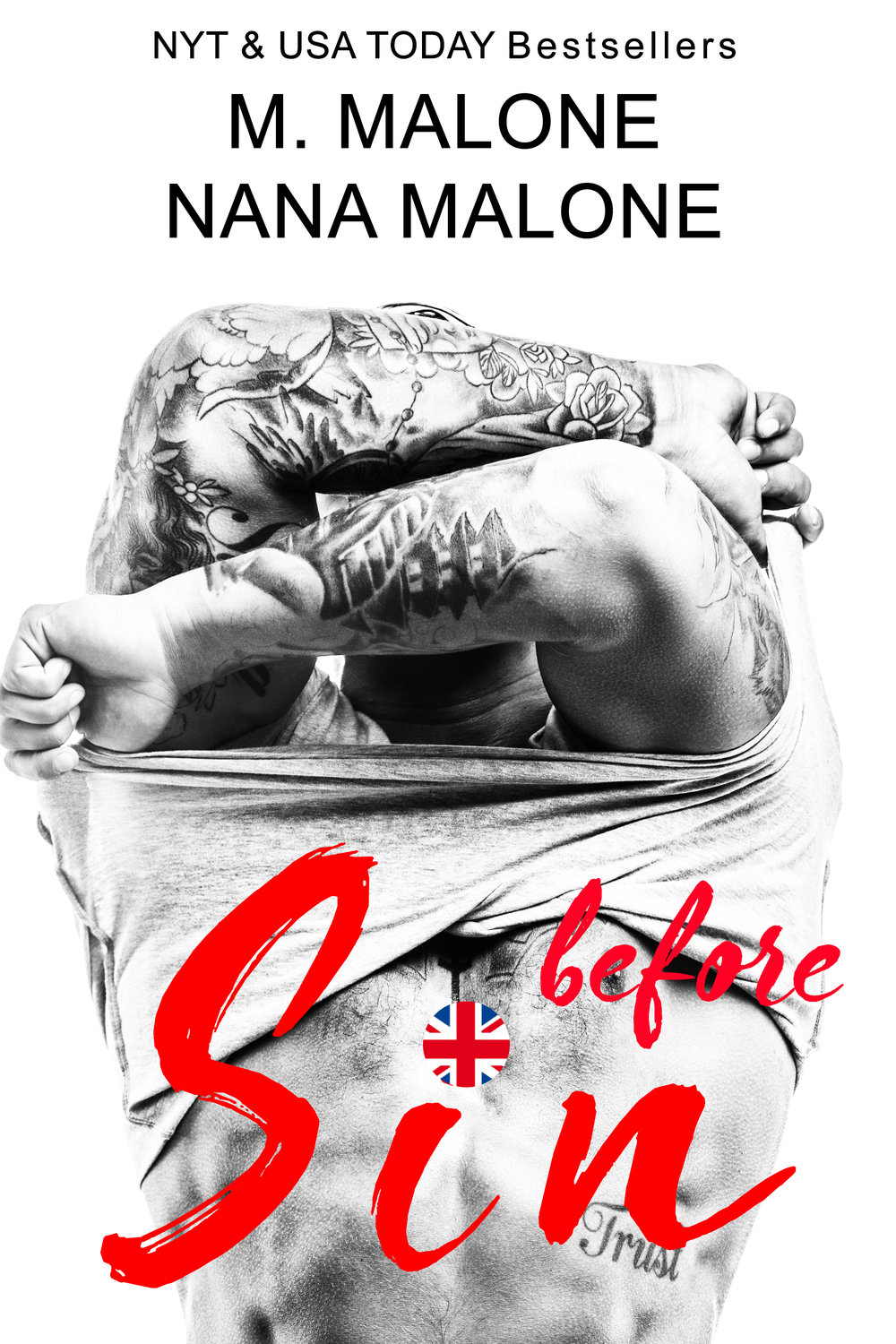 Amazon →  https://amzn.to/2rWJfdK  iBooks →  https://apple.co/2ItRacS  Nook →  http://bit.ly/2IN8yZI  Kobo →  http://bit.ly/2wZD0Lx  Google Play →  http://bit.ly/2L9saFB   They say love is all around.  Yeah, for everyone but me.  It sounds crazy, I know. Breaking News: badass bodyguard for the nation's top security firm doesn't know how to talk to women.  That's it, folks. I have no game. Luckily my newfound family at Blake Security accepts me exactly as I am.  But there are things in my past, secrets, that I'd do anything to protect them from.