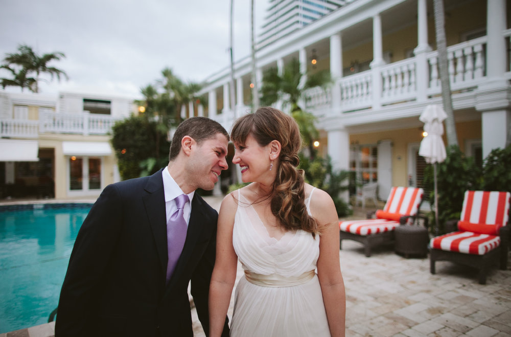Laura + Vitaly's Intimate Ft Lauderdale Wedding at The Pillars Hotel2.jpg