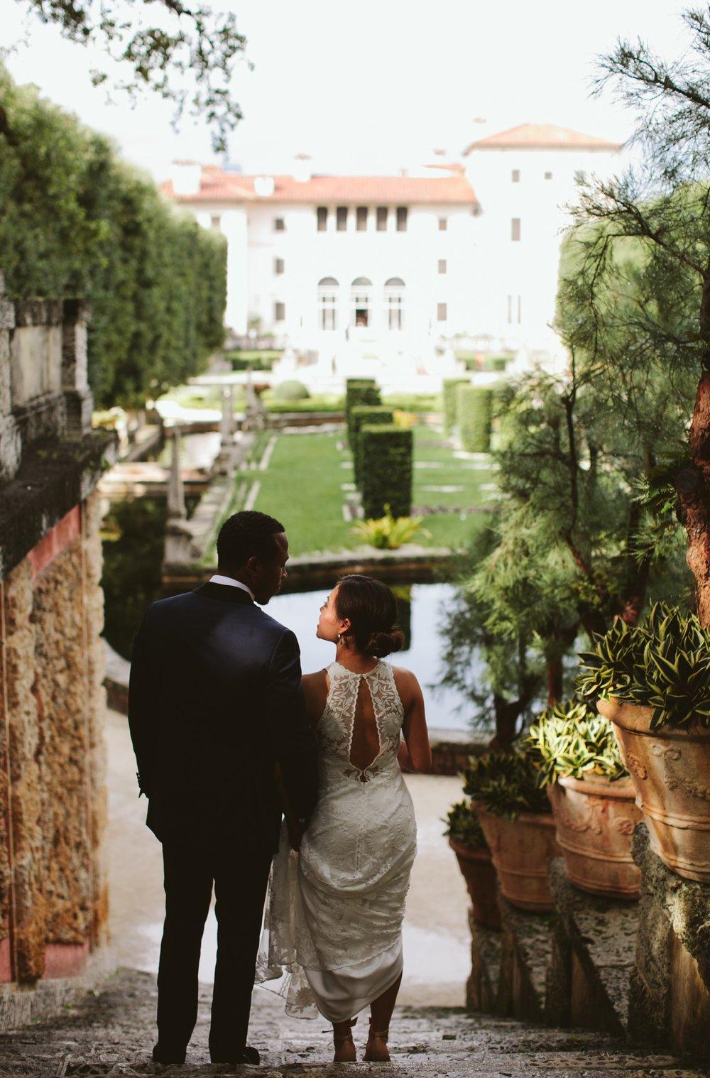 Janet + Gary Vizcaya Museum Garden Wedding Miami51.jpg