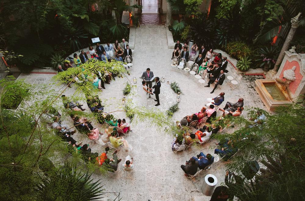 Janet + Gary Vizcaya Museum Garden Wedding Miami59.jpg