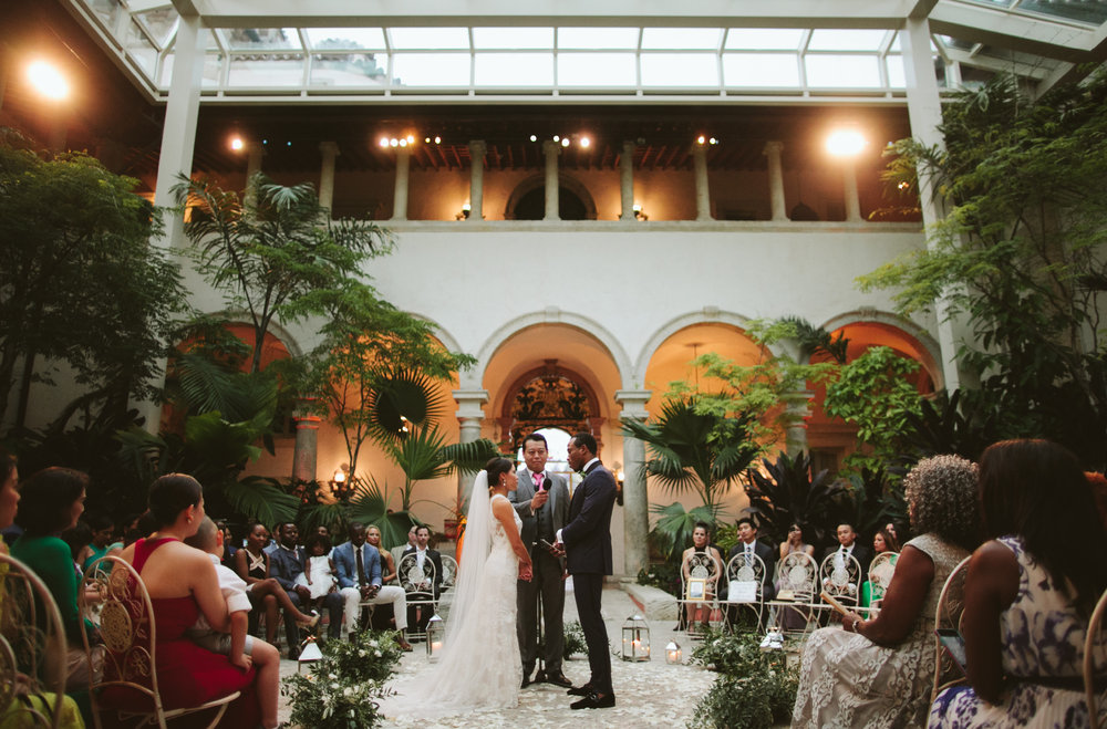 Janet + Gary Vizcaya Museum Garden Wedding Miami62.jpg