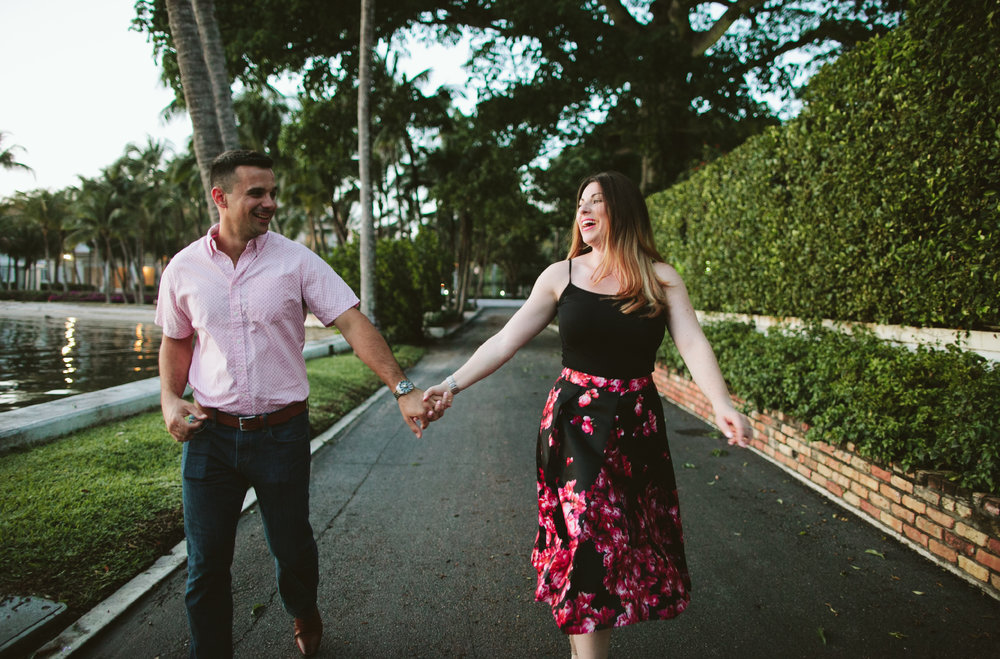 Ida + Danny Surprise Proposal Engagement Shoot at Flagler Museum Palm Beach11.jpg