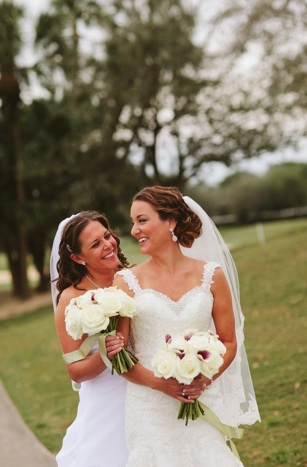 Monica habecker wedding