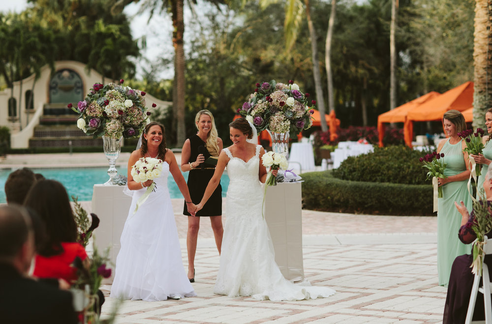 Kim + Monica's Mizner Country Club Wedding in Delray Beach64.jpg